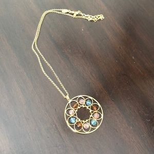 🌟Joan Rivers necklace with pendant - collectors